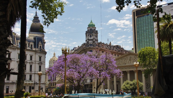 Old World Meets New: Buenos Aires