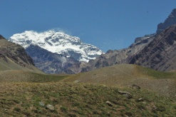 Crossing the Andes