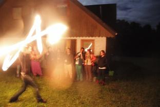 Bailar con Fuego