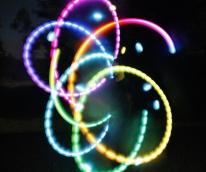 LED Glow Poi